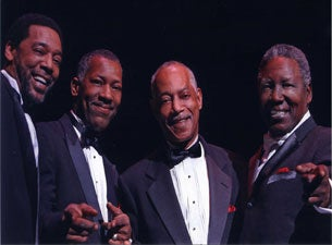 Charlie Thomas' Drifters at American Music Theatre