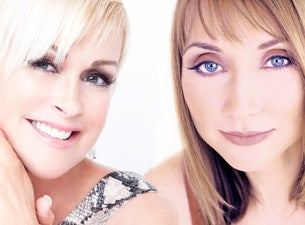 Lorrie Morgan and Pam Tillis at Deep Water Amphitheater