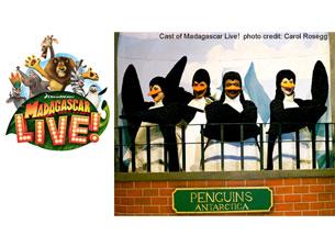 Madagascar Live! 2