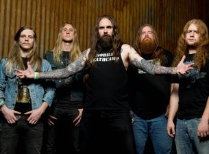 Skeletonwitch at Marty's On Newport