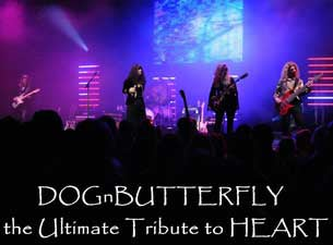 Dog N Butterfly at Showroom at Casino Arizona