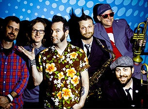 Reel Big Fish at Liberty Hall