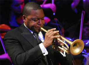 Jazz at the Lincoln Center Orchestra with Wynton Marsalis