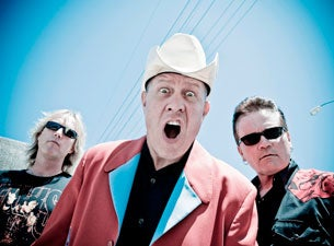 Reverend Horton Heat w/ Hillbilly Casino