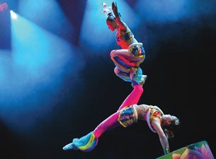 Acrobats of China at Carver Theater