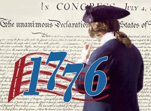 1776 at La Mirada Theatre for the Performing Arts