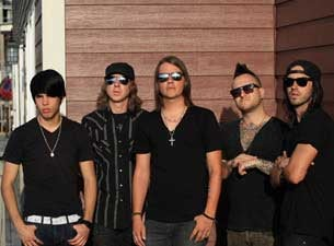 The Red Jumpsuit Apparatus at Varsity Theatre