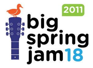 Big Spring Jam XIII - SUNDAY PASS at Big Spring Park