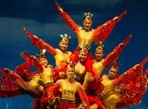 Shanghai Acrobats at The Peabody Daytona Beach - Daytona Beach, FL 32118