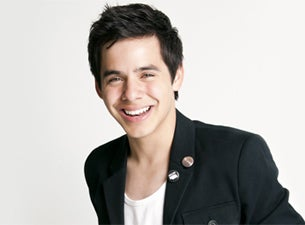 David Archuleta at Sanctuary Events Center