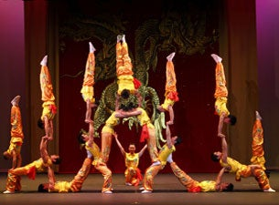 Peking Acrobats at Luckman Fine Arts Complex