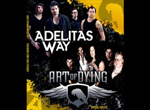 Adelitas Way at El Corazon