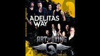 Adelitas Way at Top Fuel Saloon