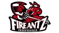 Evansville Thunderbolts at Fayetteville Marksmen