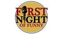 FIRST NIGHT OF FUNNY at Shubert Theatre