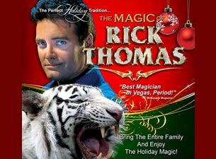 Rick Thomas at Ponte Vedra Concert Hall