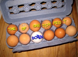 The SF Sketchfest Dozen