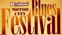 Motor City Blues Festival