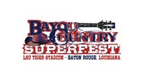 Bayou Country Superfest