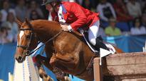 Pan Am Equestrian
