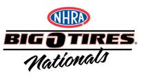 Big O Tires NHRA Nationals