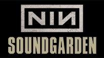 NINE INCH NAILS - SOUNDGARDEN