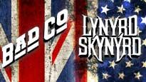 Bad Company & Lynyrd Skynyrd