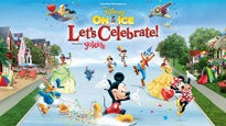 Disney On Ice presents Let's Celebrate Presented by Stonyfield YoKids Organic Yogurt