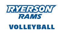 Ryerson Rams Volleyball