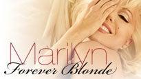 Marilyn 'forever Blonde'