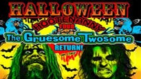 The Halloween Hootenanny: the Gruesome Twosome Return