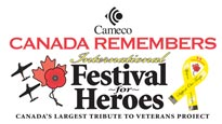 Cameco Canada Remembers International Festival for Heroes