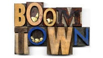 Cirque Mechanics: Boom Town