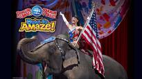 Ringling Bros. and Barnum & Bailey Presents Built To Amaze!
