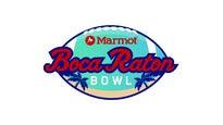 MARMOT BOCA RATON BOWL