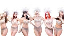Ruby Revue Burlesque Show