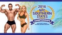 NPC Southern States Fitness & Figure Championships
