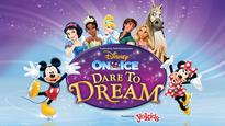 Disney On Ice Presents Dare To Dream Presented By Stonyfield Yokids Organic Yogurt