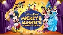 Disney Live! Mickey and Minnie's Doorway to Magic Presented by Stonyfield YoKids Organic Yogurt