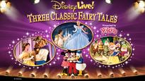 Disney Live! Three Classic Fairy Tales Presented By Stonyfield Yokids Organic Yogurt