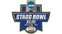 NCAA Division III Football Championship Stagg Bowl