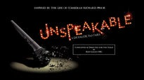 Unspeakable: a dramatic fantasia (Chicago)