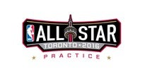 NBA All-Star Practice