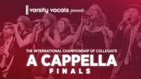 The Varsity Vocals International Championship of Collegiate A Cappella (ICCA)