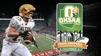 Ohsaa Boys State Football Finals