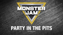 Monster Jam Party in the Pits: Pit Pass