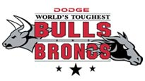 Worlds Toughest Bulls and Broncs
