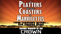 The Platters, Cornell Gunter's Coasters, the Marvelettes