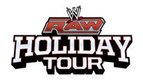 WWE RAW Holiday Tour