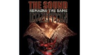 The Sound Remains the Same - the Music of Led Zeppelin